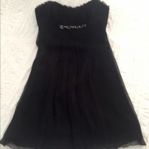 Black BCBGMaxAzria Dress